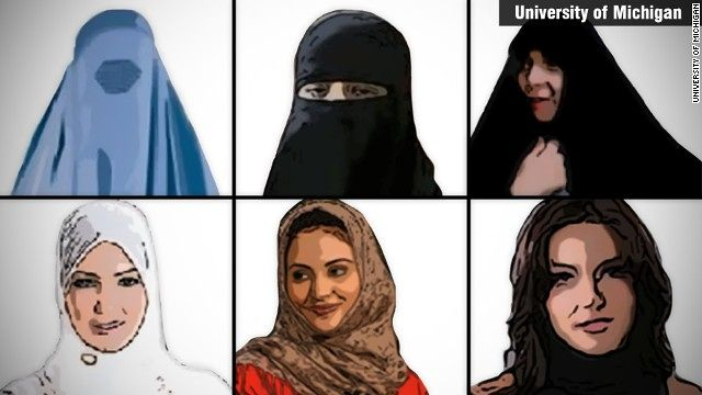 Fantastic Muslim Dress Code For Women